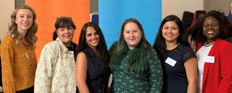 A rail network of opportunities: the women of GTR