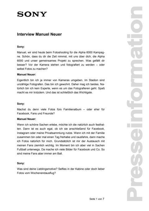 Interview_Manuel Neuer