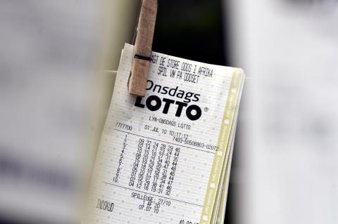 Rekordpuljen fortsætter: 157 millioner i Onsdags Lotto