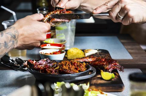 Taco Bar öppnar restaurang i Eskilstuna med utökad meny och bordsbeställning