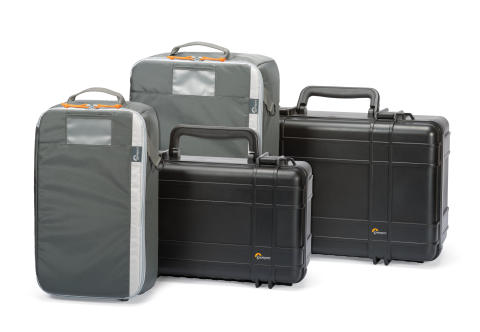 Lowepro Hardside Photo med insatser