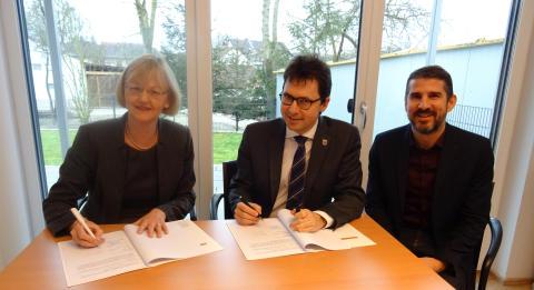 Pörnbach und das Bayernwerk verlängern Konzessionsvertrag um weitere 20 Jahre