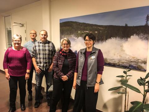 Samverkansmöjligheter för Norrbottens kommuner i energi- och klimatarbetet