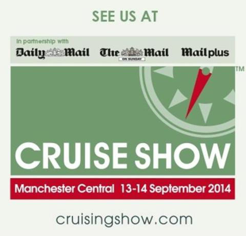 Get ready to be inspired! Find out more about Fred. at the Manchester Cruise Show – Stand B10, Manchester Central, Saturday 13th / Sunday 14th September 2014
