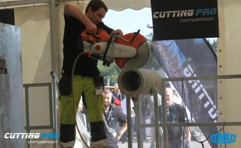 Hansåg Cutting Pro Competition