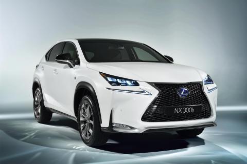 1 miljon Lexus-hybrider sålda