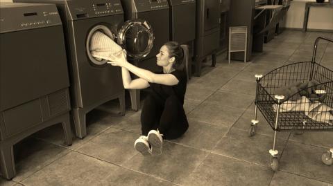 Nu kan du också få tvättbräda i tvättstugan - övning 3