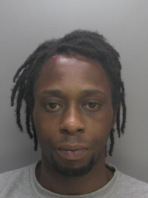 Drug dealer who tried to ram police to escape arrest has been jailed for 12 and a half years