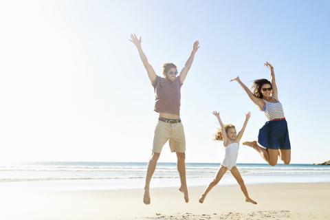 Urlaubsanspruch der Deutschen –   Sonnen wichtiger als Sex?