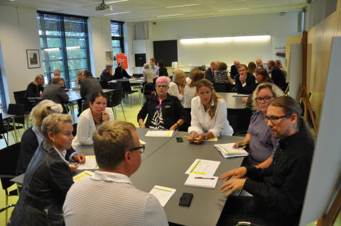 Gemensamma krafter är nyckeln till fortsatt framgång i Ett lärande Väsby