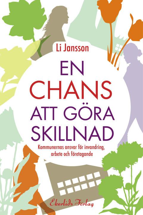 Omslag En chans att göra skillnad av Li Jansson