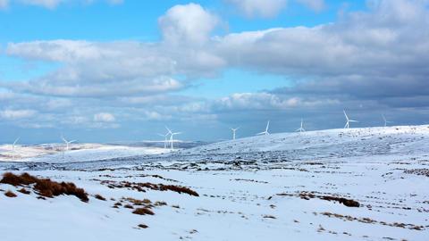 Vindkraft – Förslag till reviderad vindkraftsstandard nu på remiss.