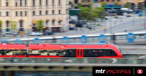 MTR Express anmäler SJ till Konkurrensverket