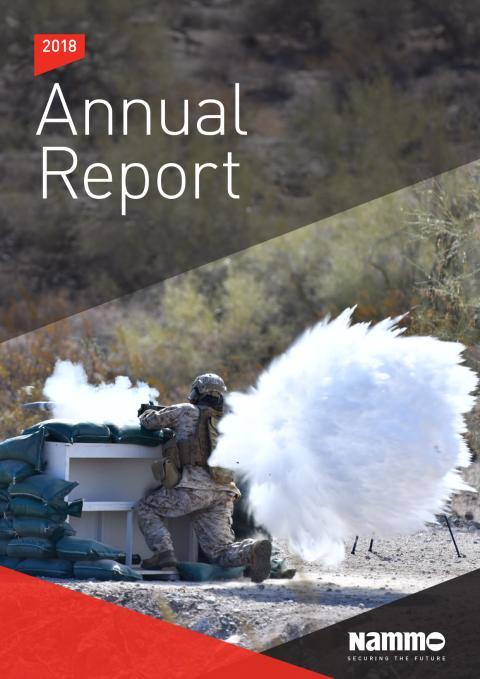 Nammo Annual Report 2018