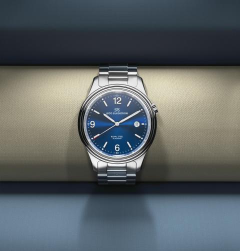 Image RSC 41mm Blue, smaller