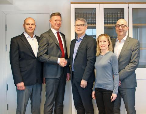 Advokatfirman Abersten förstärker med Ronny Henning