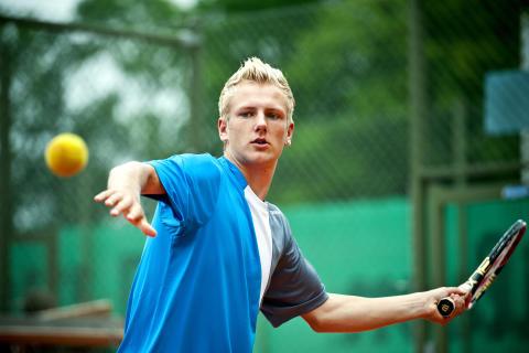Morgan Johansson vinnare av Kia Amateur Australian Open 2012
