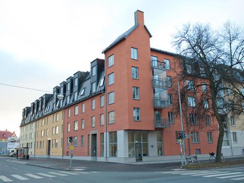 Kommunens byggnadspris 2013