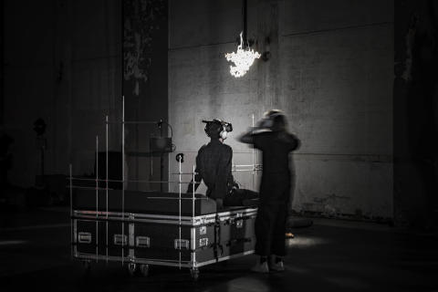 Verket The Memor presenteras på Göteborgs Konsthall 10-18 augusti 2019