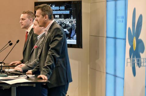 SD presenterade programförslag för Kommun- och landstingspolitiken