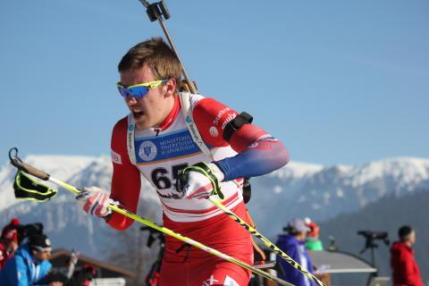 Lars Gunnar Skjevdal, sprint menn junior, junior-vm 2016