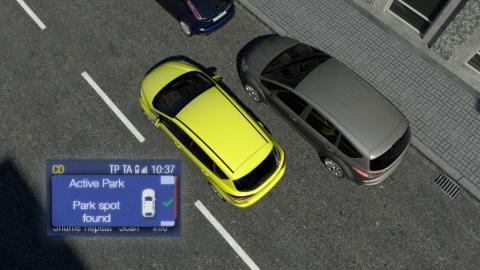 Efterfrågan på Fords system för fickparkering är dubbelt så stor än väntat