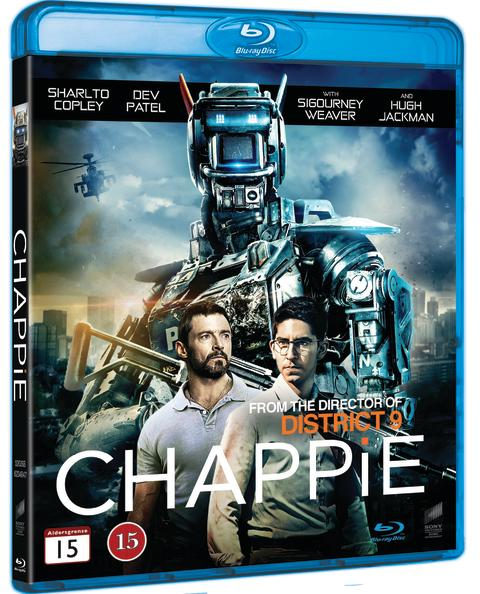 Press Release - Chappie - Coming to Blu-ray™ & DVD August 17th