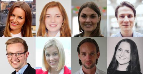 Åtta finalister klara: De har chansen att ta hem sommarjobb som VD med en lön på 100 000 kronor!