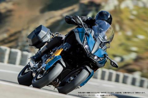 ツーリングの快適性に磨きをかけた「NIKEN GT」を発売 大型スポーツタイプのLMW「NIKEN」に多彩な装備を追加