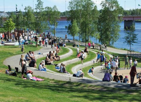 Drygt 7200 plockar skräp för ett renare Umeå