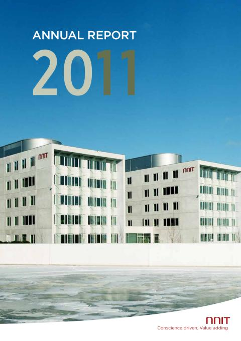 NNIT Annual Report 2011