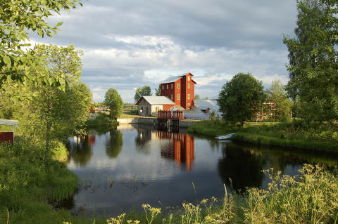 Årets industriminne finns i glödheta Västerbotten