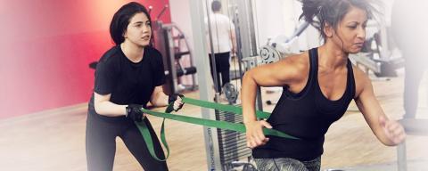 Åtte trender for trening 2017