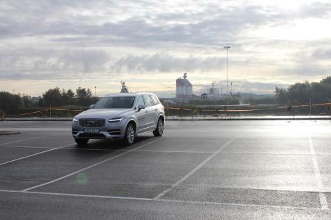 Born to Drive - Test Vehicle 2