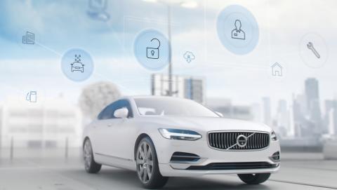 Volvos concierge-tjänst göra ditt liv enklare