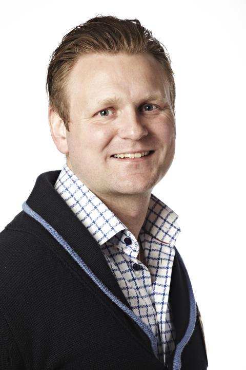 Hannes Göbel, forskare vid Högskolan i Borås