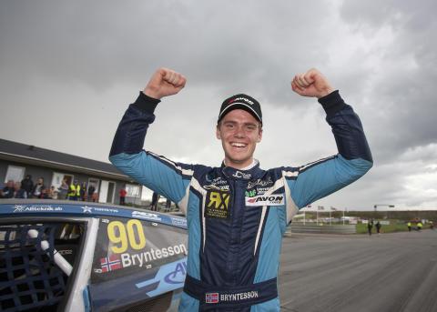 Bryntesson segrade när RallyX Nordic gästade Danmark