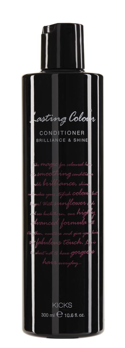 KICKS Lasting Colour Conditioner 300ml
