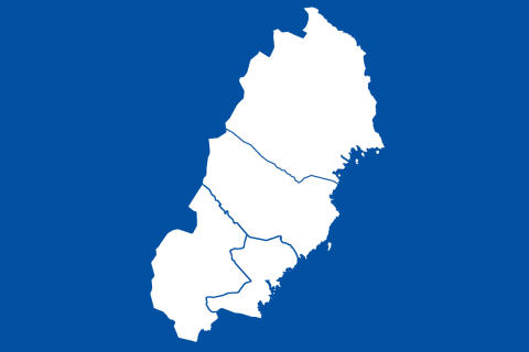 Norra Sverige.