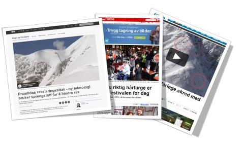 Video i pressemeldinger kan gi stor effekt