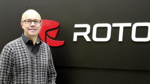 Anders Jonsson, VD Rototilt Group AB