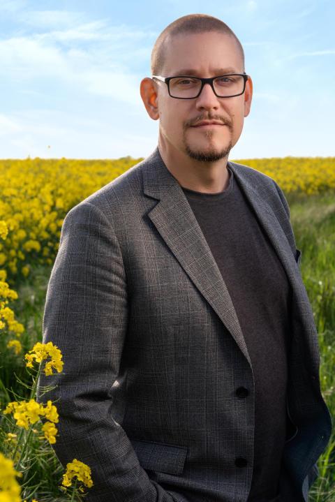 Tobias Broström (foto: Nicklas Raab)