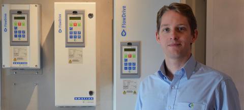 Pumpstyrning som spar på energi, ekonomi och miljö