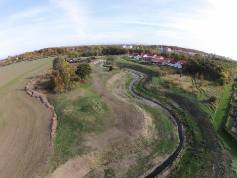 Säbybäcken Foto Landskrona stad