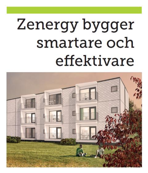 Delårsrapport Zenergy AB (publ) Januari – september 2016