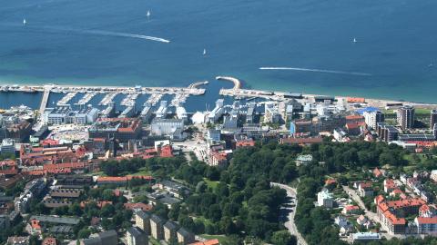 Helsingborg behåller utmärkelsen Sveriges miljöbästa kommun