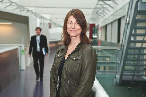 Erica Kronhöffer ny hållbarhetschef på SJ