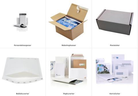 Vælg den rigtige emballage til fragten