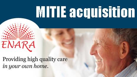Mitie acquires leading home care service provider Enara