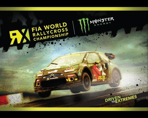 Kalendern för FIA World Rallycross Championship 2014